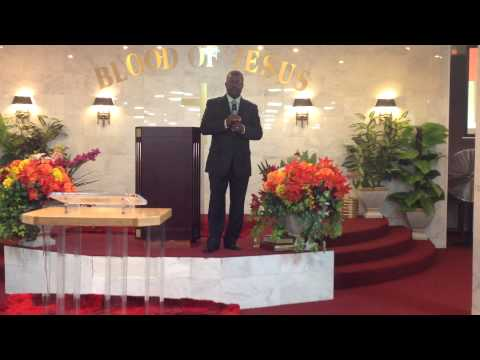 A THORN IN THE FLESH By Pastor Ade Oyeyemi