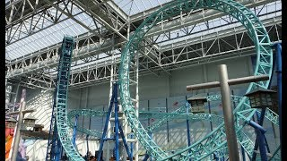 Riding The Rides At Mall Of America