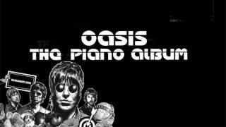 Oasis   The Piano Album Vol. 1
