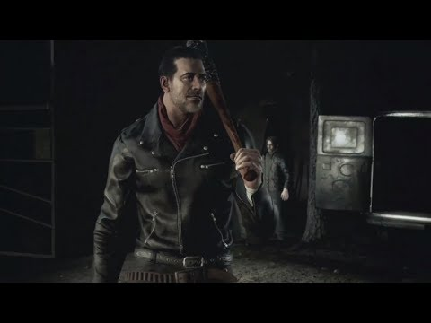 Tekken 7 : Negan Gameplay Trailer