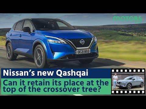 Motors.co.uk - Nissan Qashqai Review