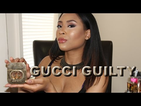 Gucci Guilty Review (VavaCouture Perfume Collection / Fragrance Mini-Reviews 2016)