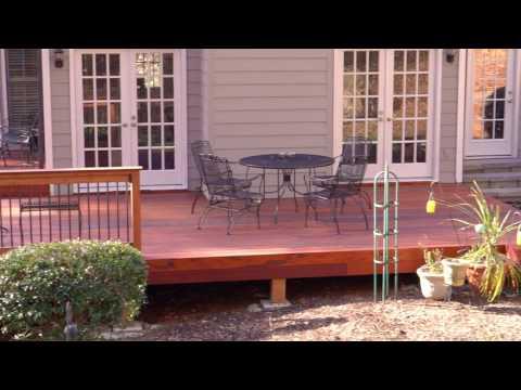 Lost Creek Deck Installation | Deck Design in Roswell, Alpharetta, Marietta