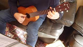 New video by Ukulele maestro Tony Mizen and Uke lessons in East Sussex.
