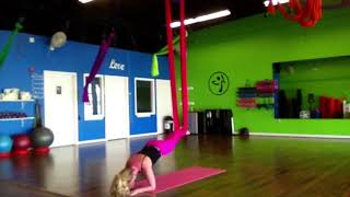 Aerial Yoga for Abs