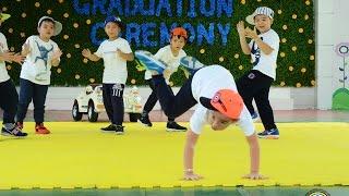 Màn nhảy hip hop cực đỉnh của các bé trường mầm non TFM