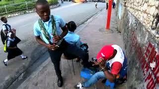 Robbing The Haitian People - Episode Seven - Ghetto News Haiti (BETA)