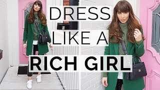 20 Poor Girl Secrets To Dress Like A Rich Girl