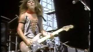Anvil - Live in Japan 1984 - TV Interview + School Love