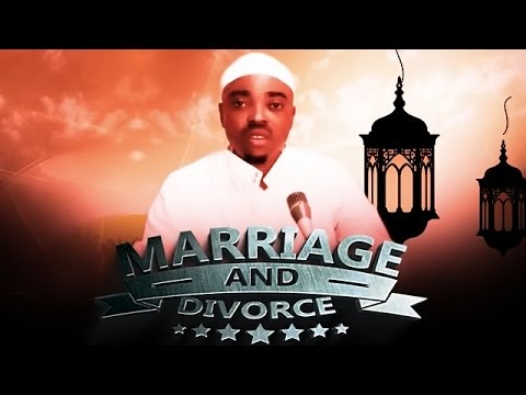 Latest Islamic Song By Abd Azeez Saoti Arewa & Abd Kabir Eleburuike 'MARRIAGE AND DIVORCE'