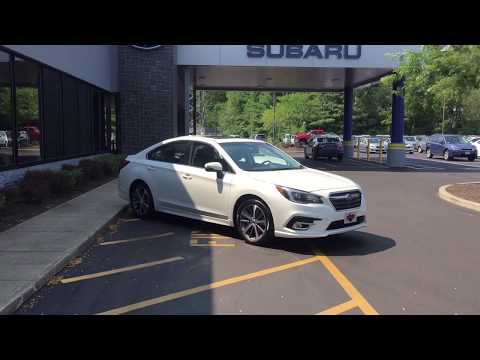 2018 subaru legacy review what s new