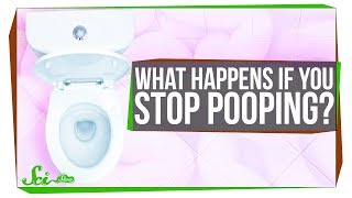 What Happens If You Stop Pooping? - Video Youtube