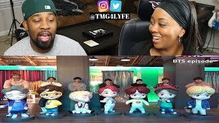 [EPISODE] Welcome to 'BTS POP-UP : HOUSE OF BTS' - REACTION
