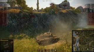 T69, Рудники, Стандартный бой