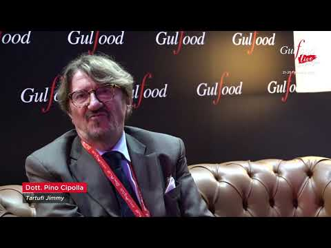 Italy's Dott. Pino Cipolla shares the excitement of being part of Gulfood 2021, live in-person