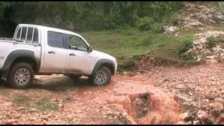 preview picture of video 'RALLY CAMINOS FRONTERIZOS 2009-ROSA LA PIEDRA- ELIAS PIÑA,REPUBLICA DOMINICANA.'