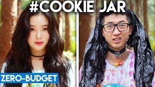 K POP WITH ZERO BUDGET! (Red Velvet  #Cookie Jar)