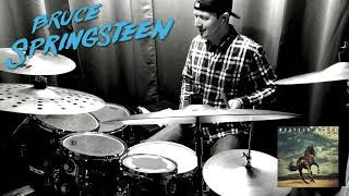 Bruce Springsteen   There Goes My Miracle | Drum Cover By Kyle Davis