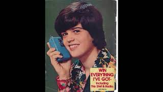 Too Young : Donny Osmond