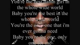 Taio Cruz - Best Girl (Lyrics)