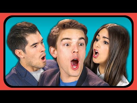 YouTubers React to Oddly UNsatisfying Compilation