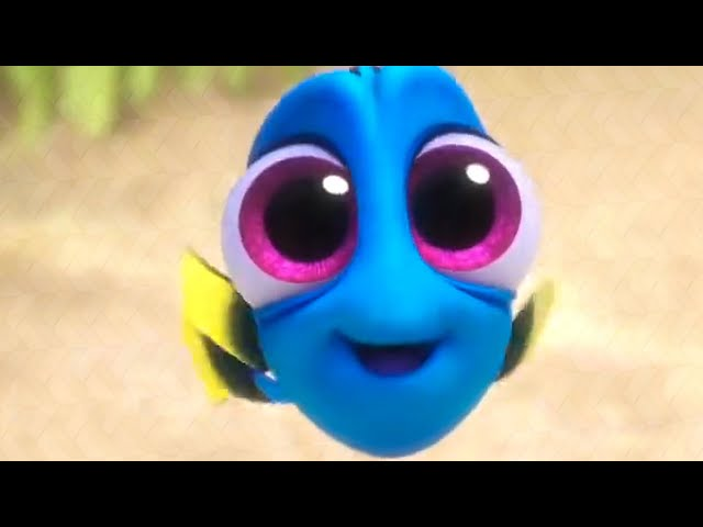 FINDING DORY All Movie Clips (2016)