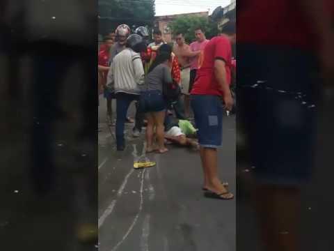 POPULAÇÃO REVOLTADA NA ZONA LESTE