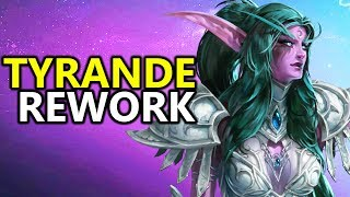 ♥ Heroes of the Storm (HotS) - Tyrande Rework