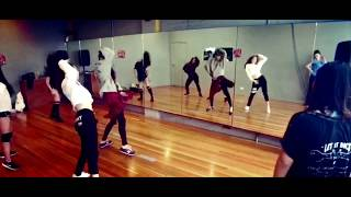Danity Kane - Touching my body   Choreography by Bill Chen Melbourne