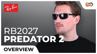 Ray-Ban RB2027 Predator 2