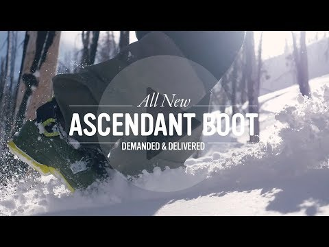 ASCENDANT: All New Ski Boots from Full Tilt – Lightweight Freeride Boots to Go Further
