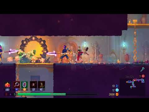 Dead Cells Update 14: Who's the Boss trailer
