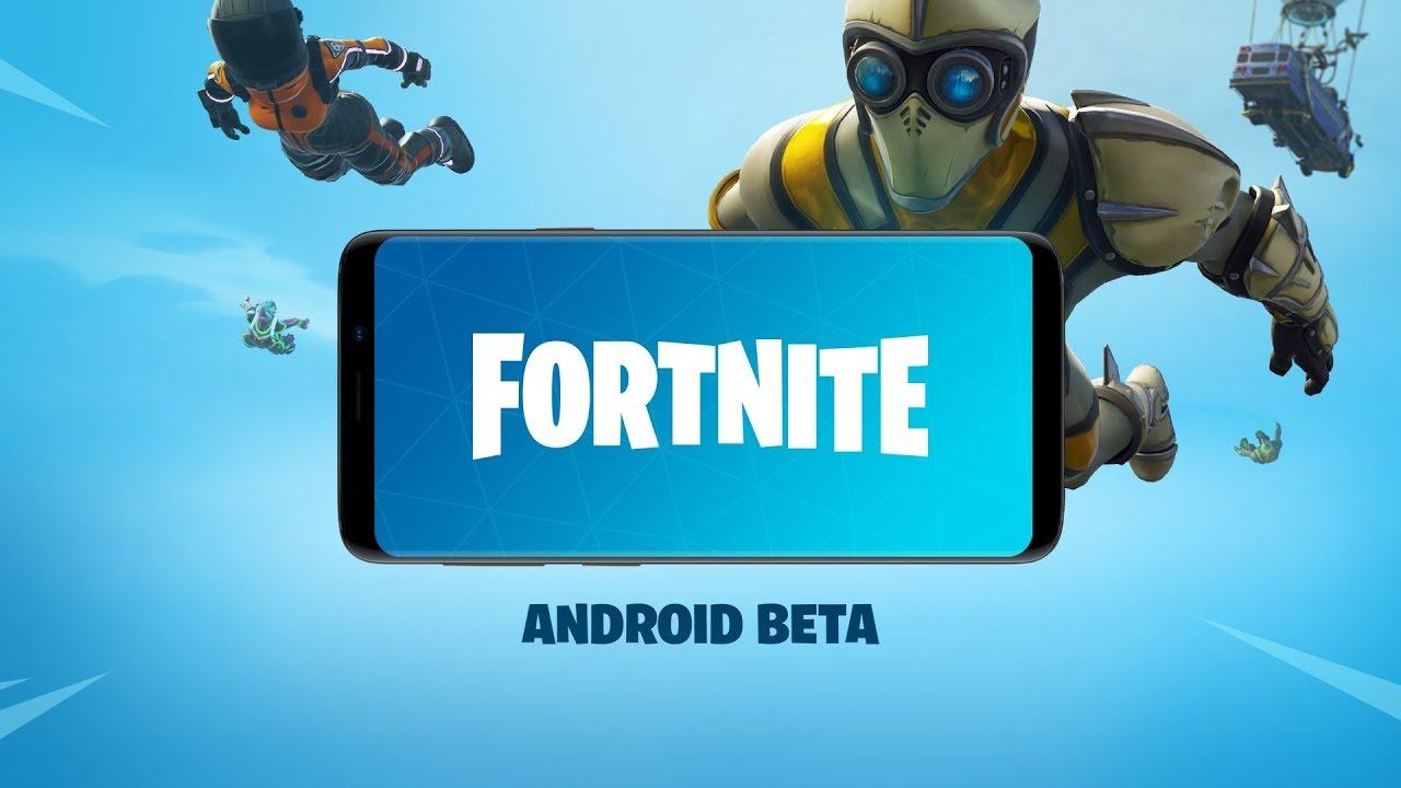 Partita la Beta di Fortnite su alcuni dispositivi Android