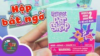 Mở Hộp Bất Ngờ Littlest Petshop Series 2 ToyStation 205
