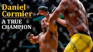 Daniel Cormier is the champion Anthony Johnson could never be