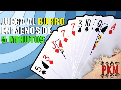 Burro castigado en 5 minutos | Juegos de cartas PKM