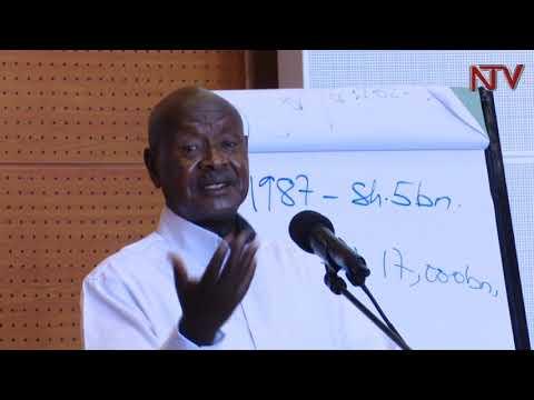President Museveni promises to address teachers' grievances