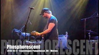 Phosphorescent - Wolves - 2018-10-17 - Copenhagen Pumpehuset, DK