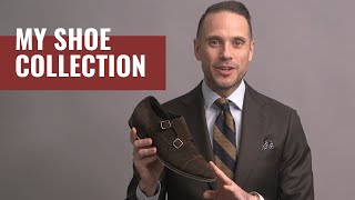 My Shoe Collection | Mens Dress Shoes, Loafers, Boots, Monkstraps & Sneakers