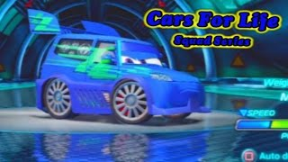 Cars 2 game play -  Squad series with DJ