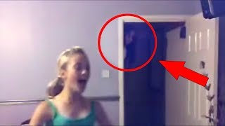10 Real Ghosts Videos Caught On Camera