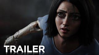 Alita: Ángel de combate   Primer trailer doblado   Próximamente - Solo en cines
