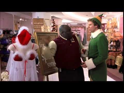 My elf movie clip remake