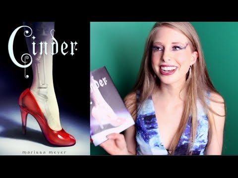 CINDER BY MARISSA MEYER | booktalk with XTINEMAY