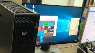 z600 workstation - मुफ्त ऑनलाइन वीडियो