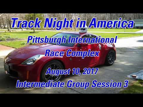 Pitt Race - 8/10/17 - Intermediate Session 3