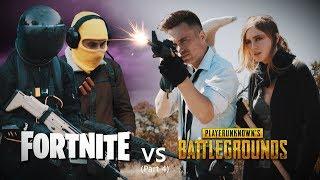 Fortnite vs PUBG 4