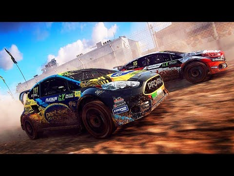 Gameplay de DiRT Rally 2.0 Deluxe Edition