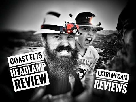 Coast FL75 Headlamp Review