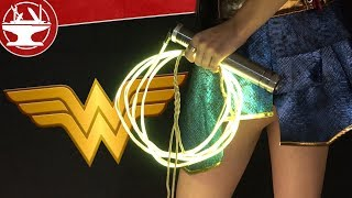 Make It Real: WONDER WOMAN LASSO